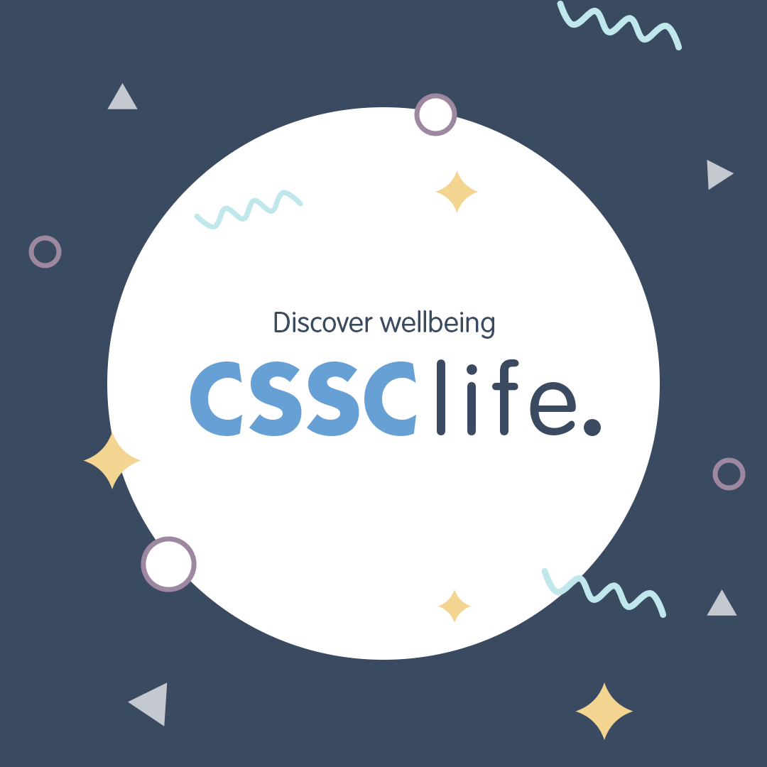 Discover Wellbeing with CSSC Life