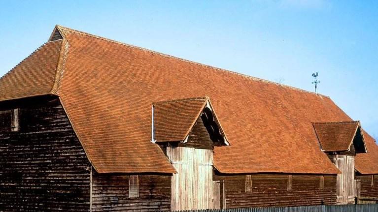 Prior's Hall Barn, Widdington