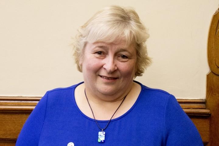 Board member portrait photo.