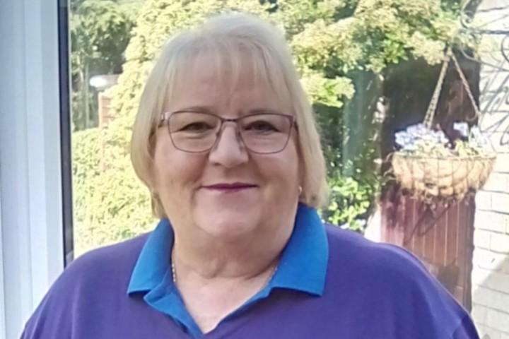 Female board member portrait photo