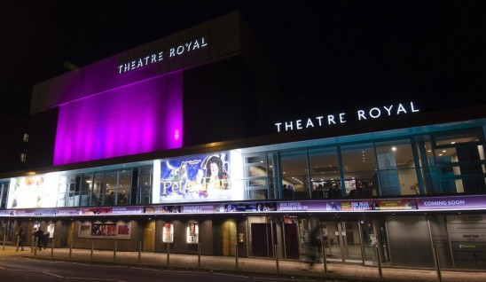 The History of Norwich Theatre Royal