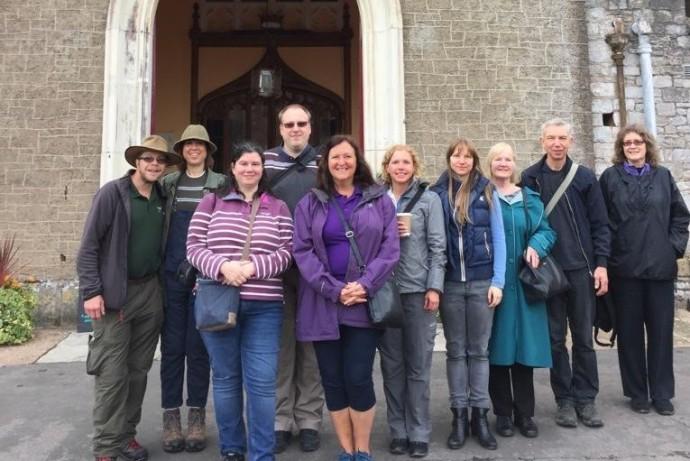 Deer Safari & Powderham Tour