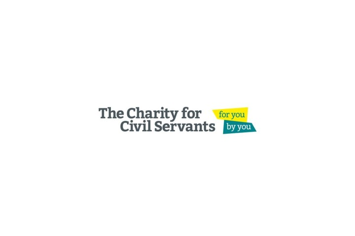 The Charity for Civil Servants logo on a white background