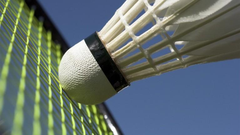 Weekly Badminton Session at Titus Salt School