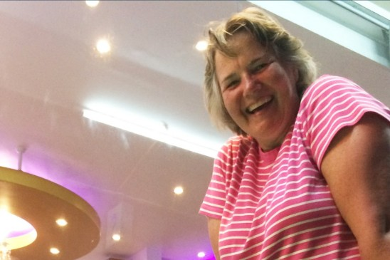 Meet the Volunteer: Moira Munro