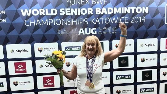 SW member wins Badminton Gold