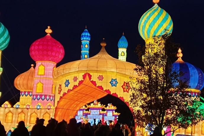 Longleat Festival of Lights