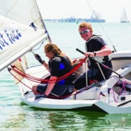 Bath AA Dinghy Sailing Club at BoASC