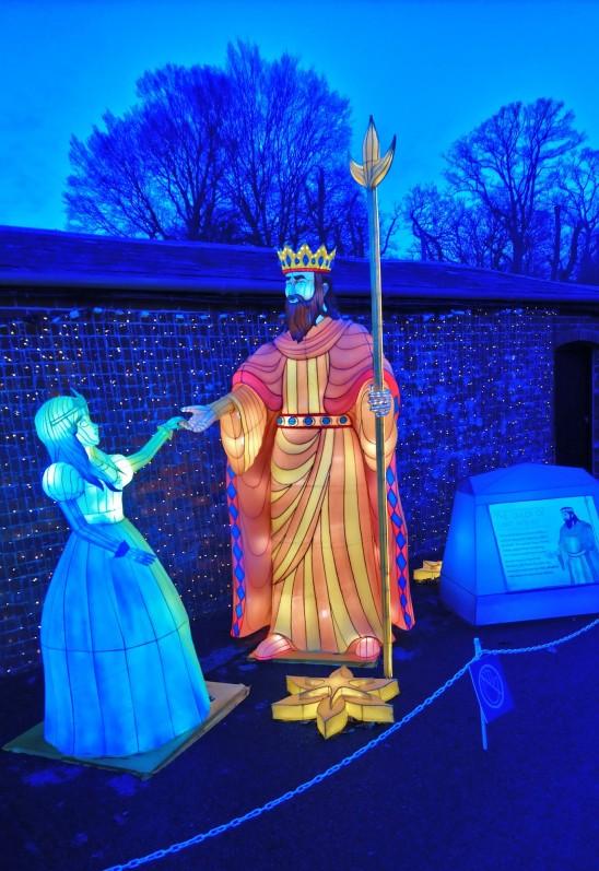 Festival of Light at Longleat