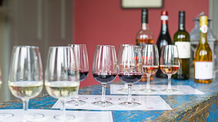 ThirtyFifty Wine Tasting