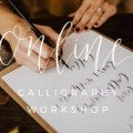 Calligraphy with Lou