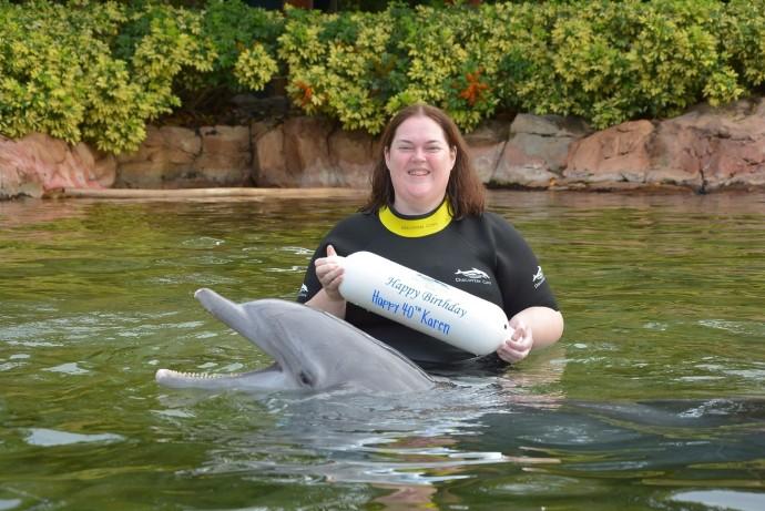 Meet the Volunteer: Karen Ginger