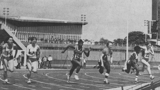 Civil Service Athletic Sports | The Early Years