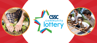 CSSC community lottery Launches Today
