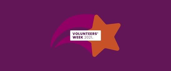 Volunteers' week: 1-7 June